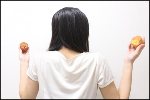 ダイエットのストレス画像