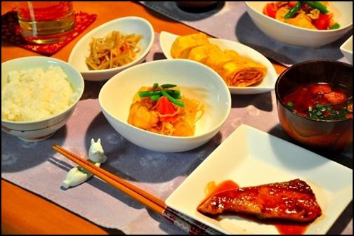健康的な日本食の画像