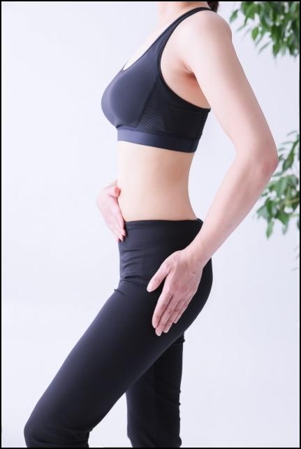 ダイエットに成功した女性の画像