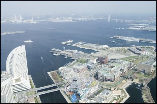横浜港の画像