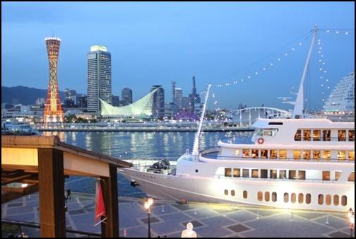神戸港の画像