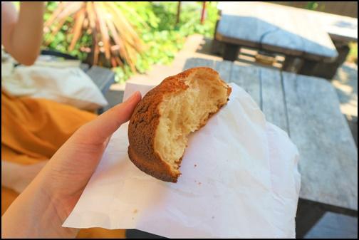 お味噌のパンの画像