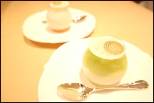 むすびcaféの彩り風鈴の画像