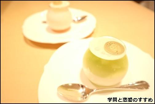 氷川会館むすびcaféの味で楽しむ風鈴の画像