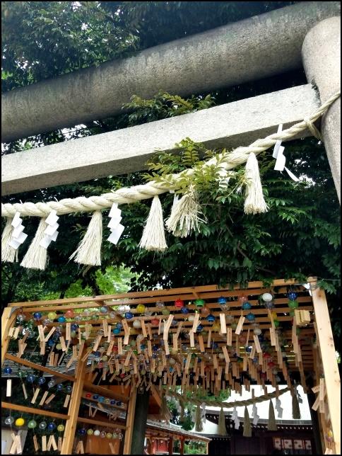 川越氷川神社の画像