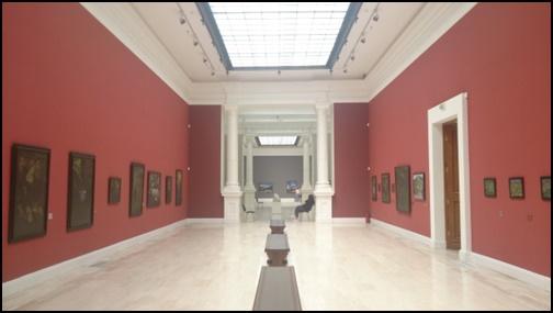 美術館の画像