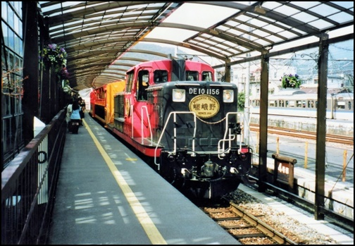トロッコ亀岡駅の画像