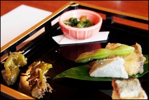 京都料理の画像