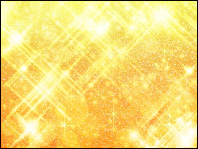 キラキラ輝いている光の画像